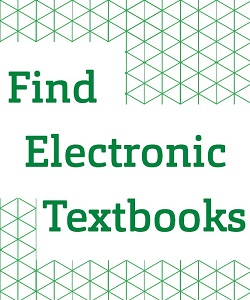 Find Electronic Textbooks